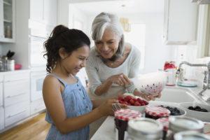 prueba de adn de abuelos y nietos